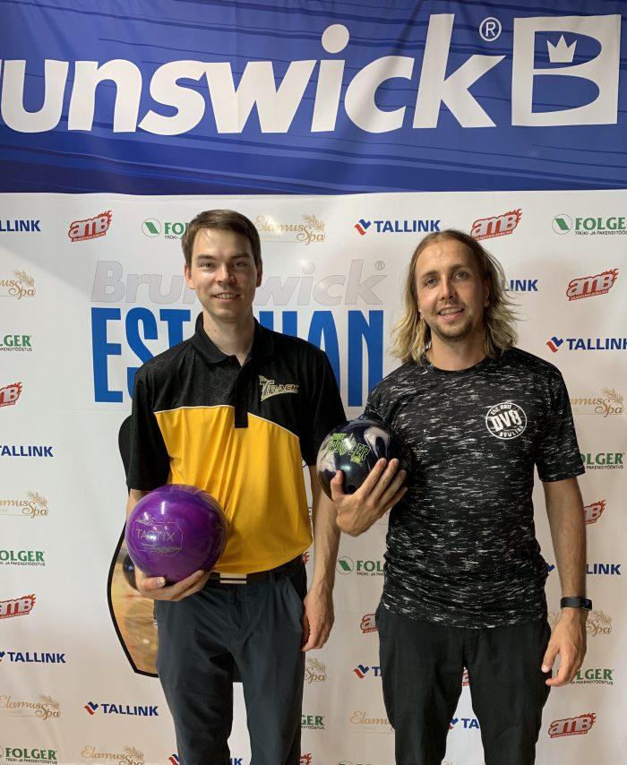 Juhani Tonteri and Joonas Jähi